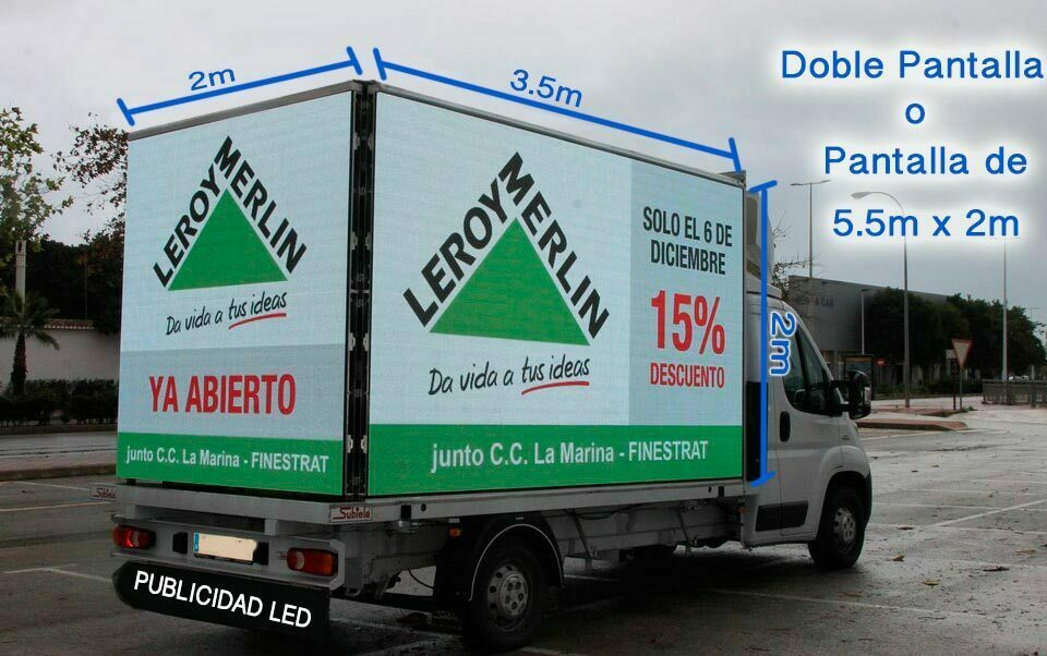 camion-LED-movil